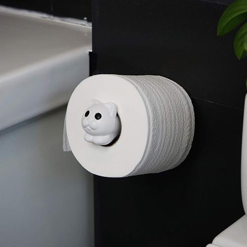 QUALY|羅密喵捲筒衛生紙架