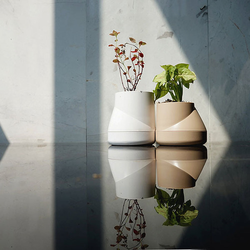 QUALY|山丘-花器L