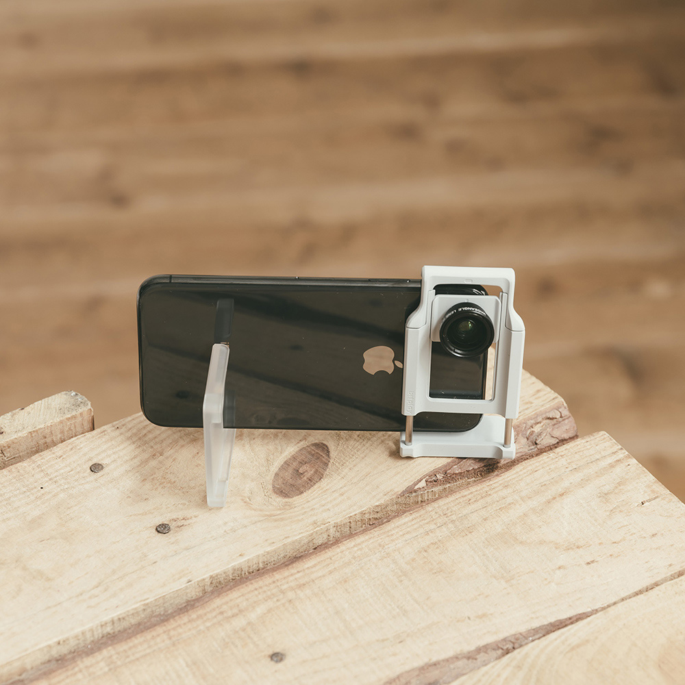 bitplay|AllClip 通用鏡頭扣組合(標準廣角+微距鏡頭)