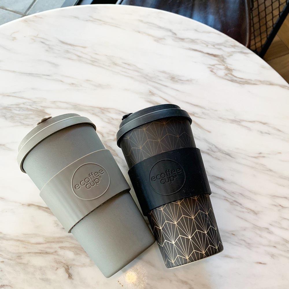 Ecoffee Cup|環保隨行杯16oz-時尚灰