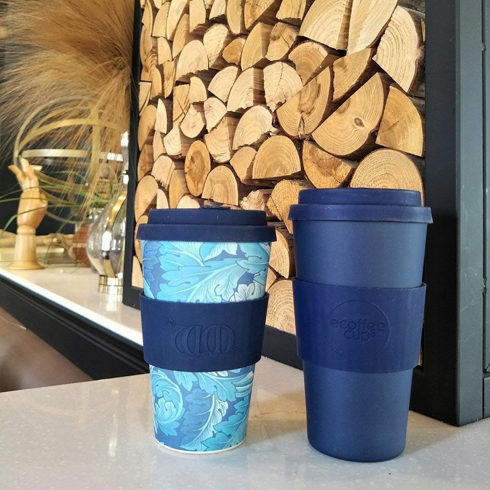 Ecoffee Cup 環保隨行杯16oz-深海藍