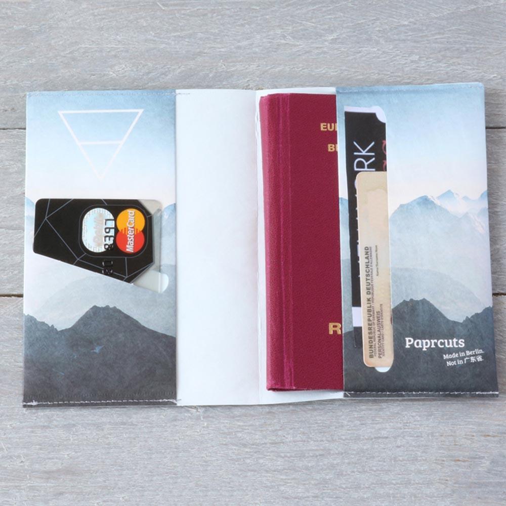 paprcuts|護照夾(冒險)