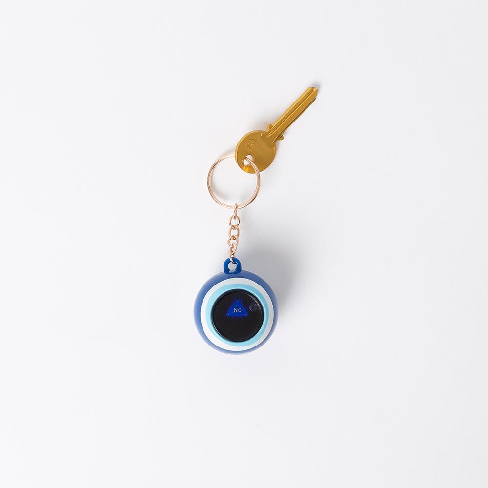 DOIY|命運眼球鑰匙圈