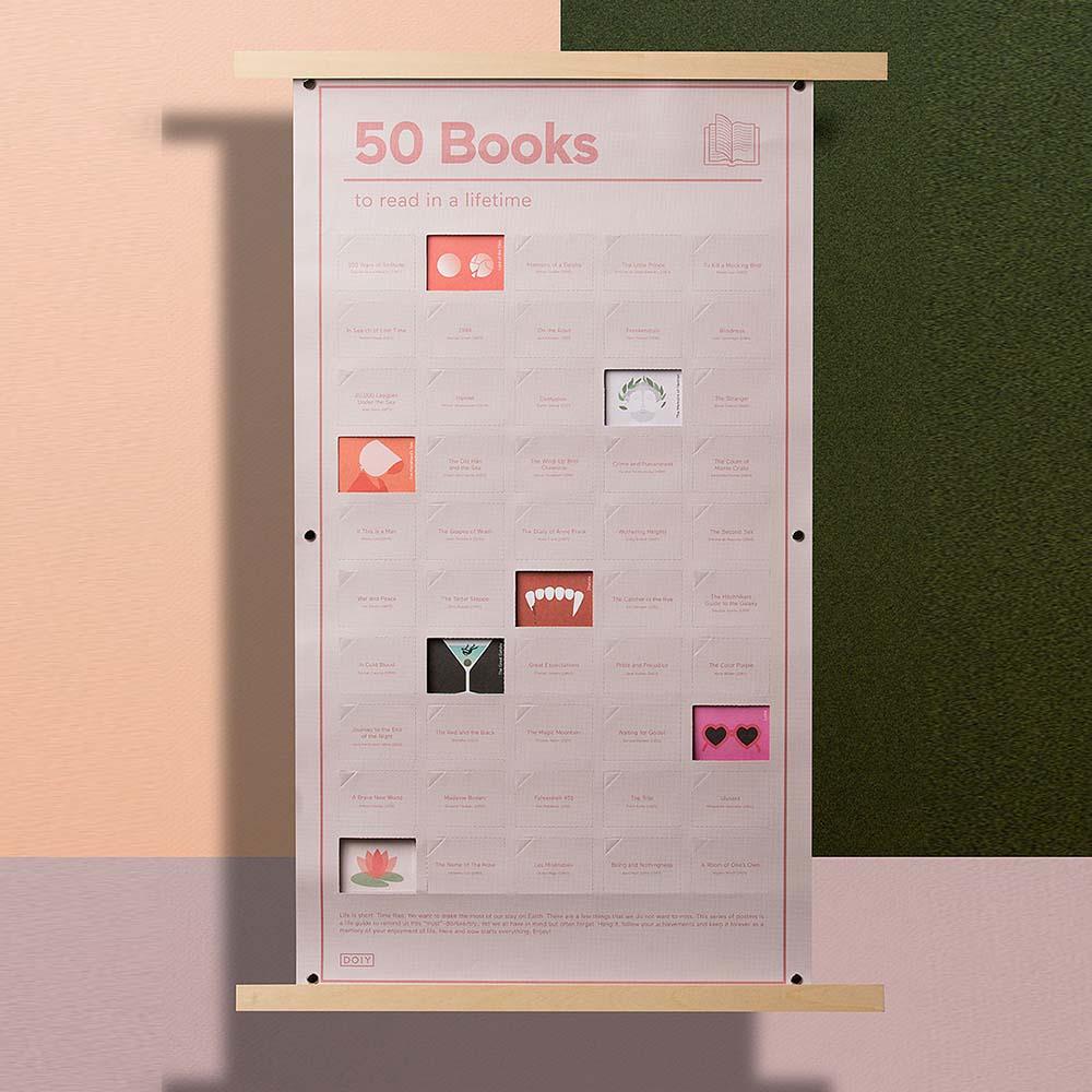 DOIY|人生50系列