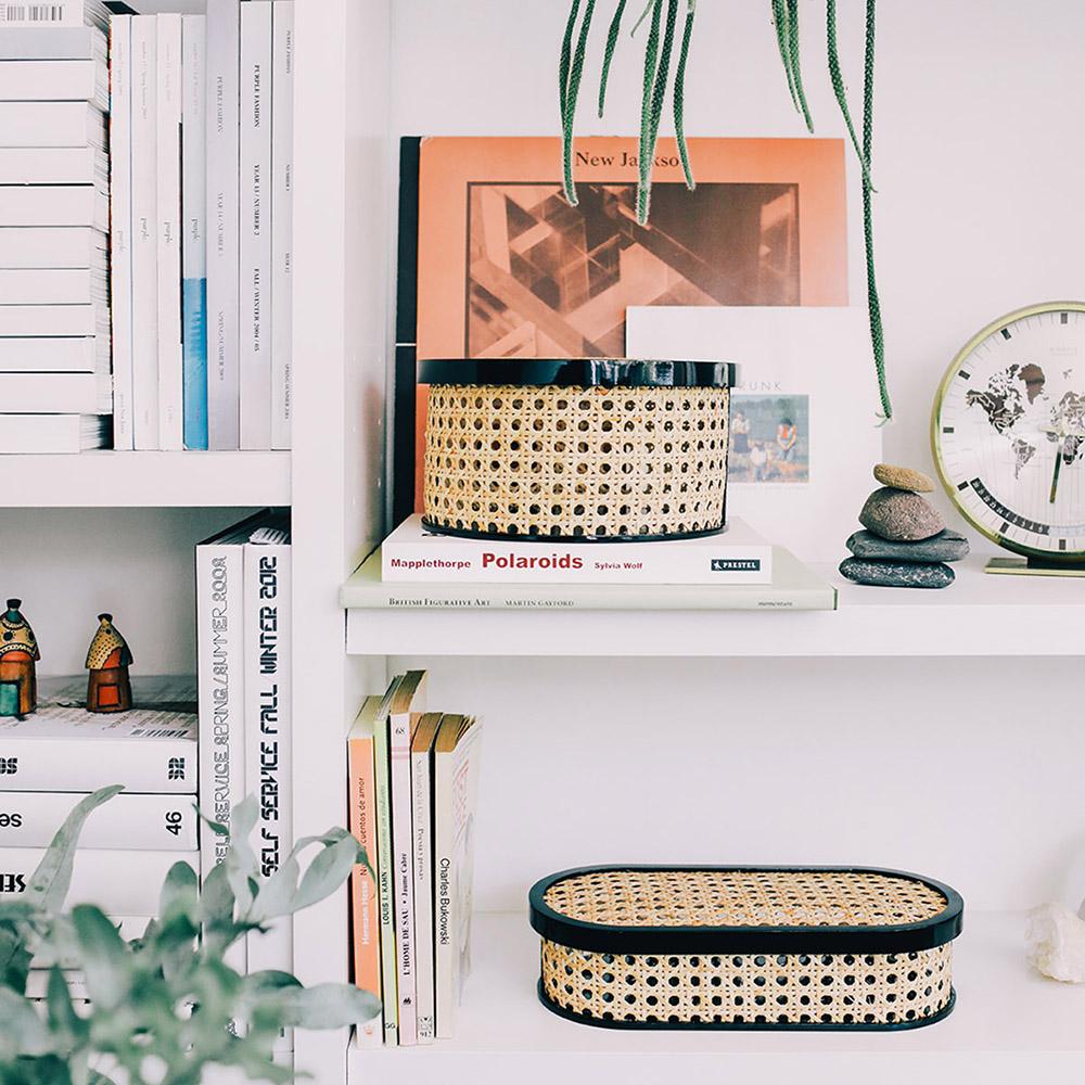 DOIY|築籐-收納盒