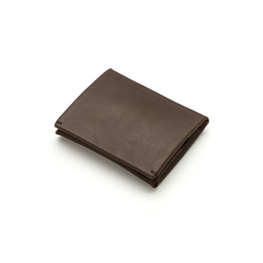 labrador|深褐-摺疊零錢包