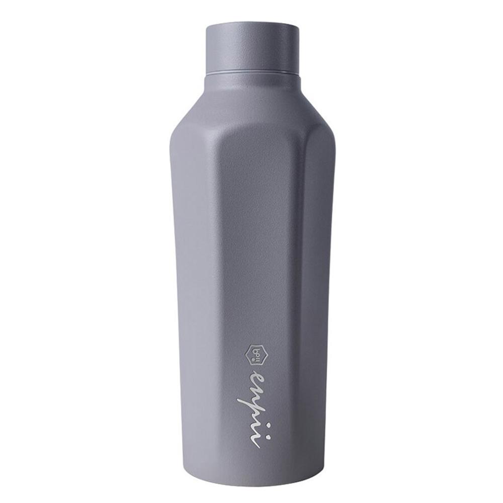BOII|本因保溫瓶450ml(水泥灰)