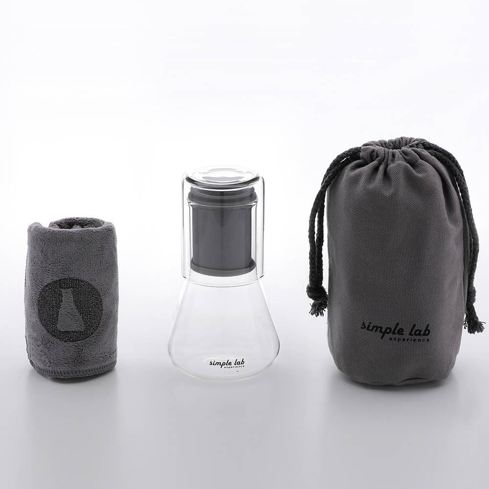SIMPLE LAB KUNG-FU 旅行茶具組(標準款)