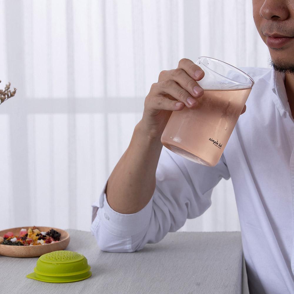 SIMPLE LAB|JELLO 果凍冷泡茶壺