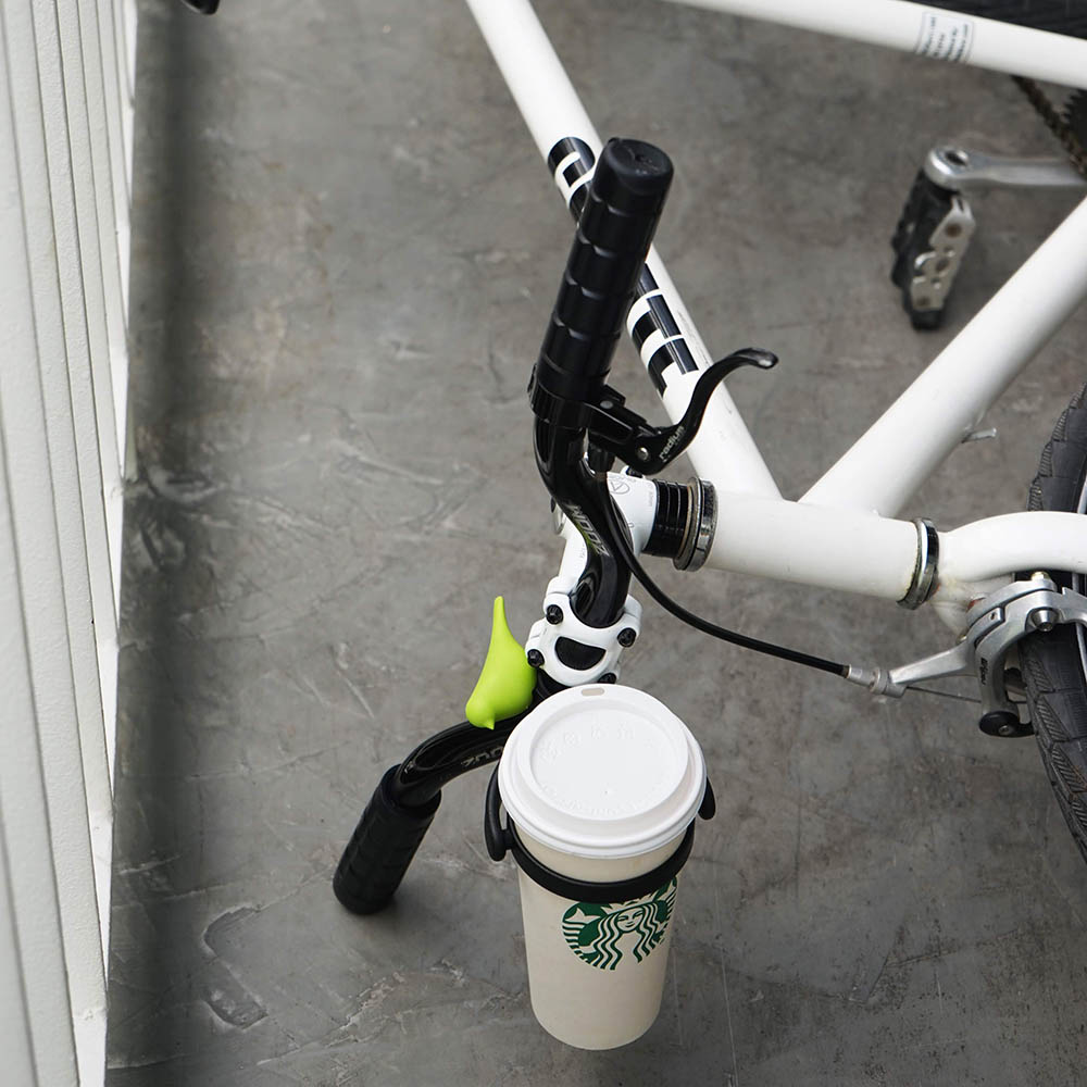 QUALY|雀兒杯架-自行車專用