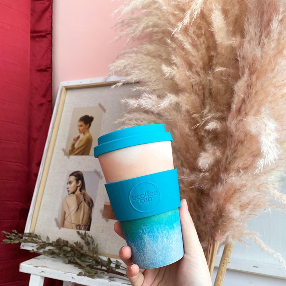 Ecoffee Cup|環保隨行杯14oz-波斯