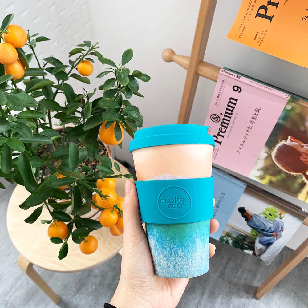 Ecoffee Cup|環保隨行杯14oz-波斯科諾