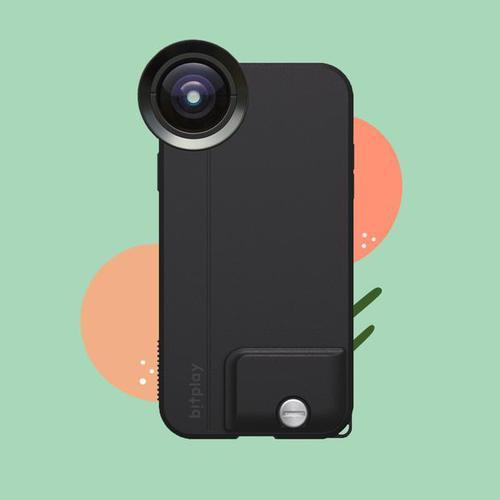 bitplay|SNAP!XS Max攝影師套組(iXS Max手機殼+HD高階鏡頭)-三色任選