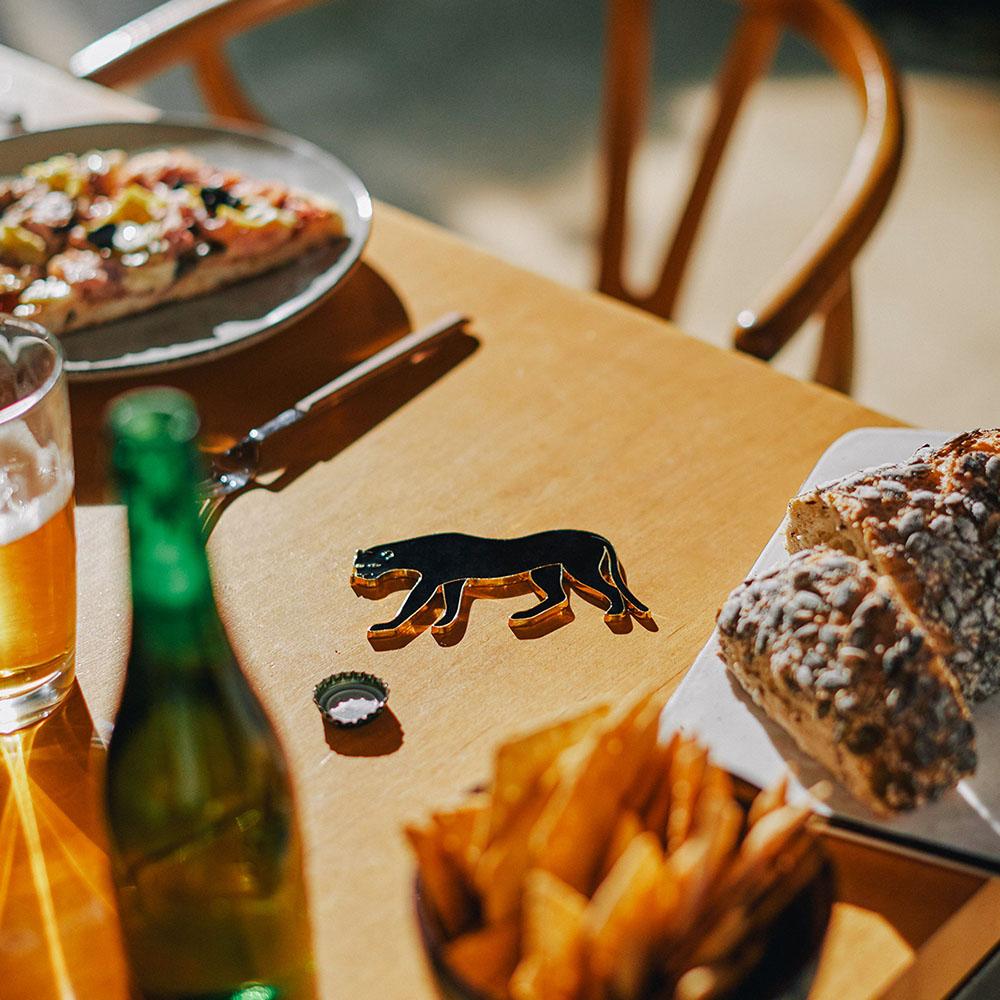DOIY|花豹啤酒開瓶器