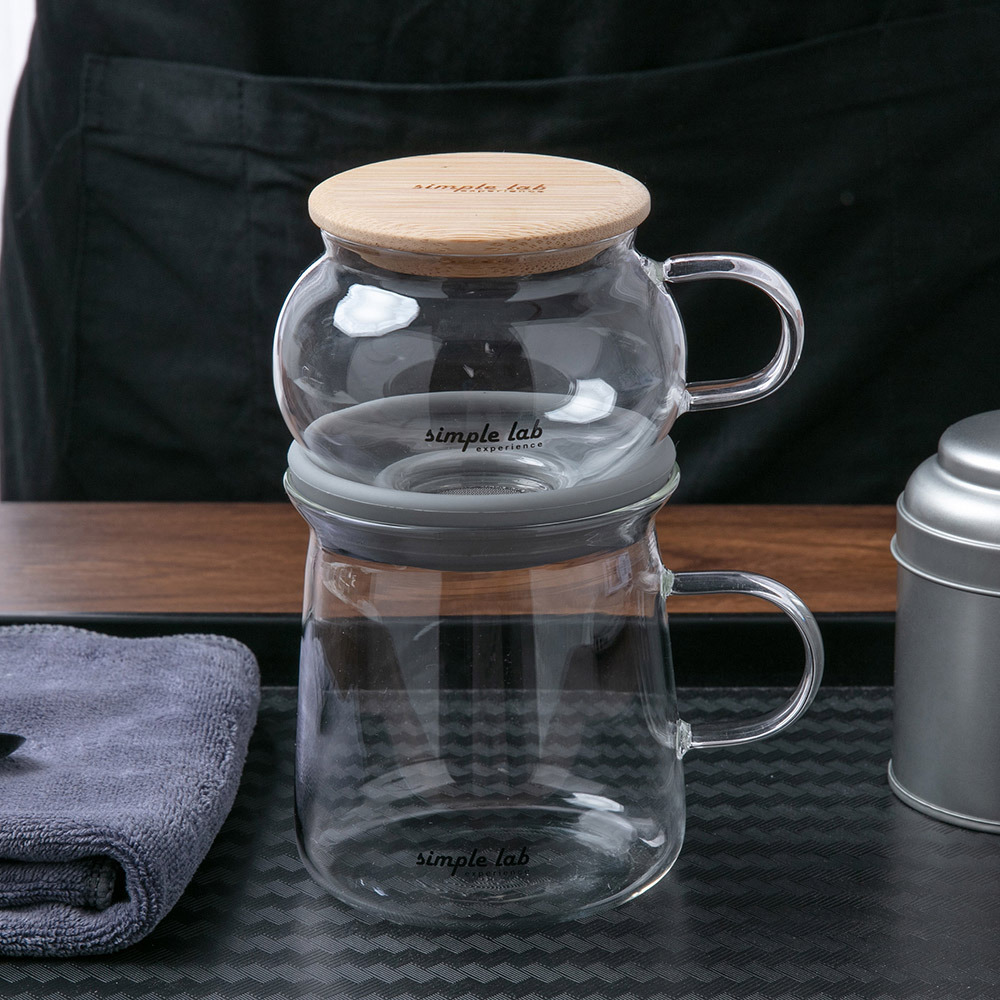 SIMPLE LAB|AIRO 氣壓式茶具組