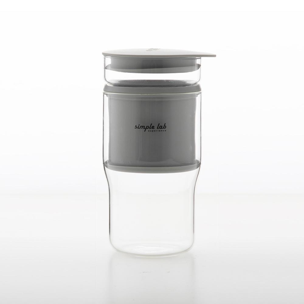 SIMPLE LAB|PRESSO 壓濾式隨手杯