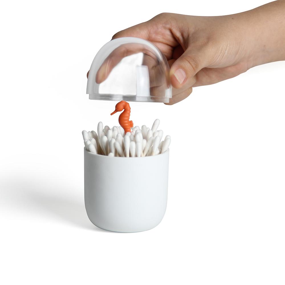 QUALY|棉花棒罐-搶救海馬