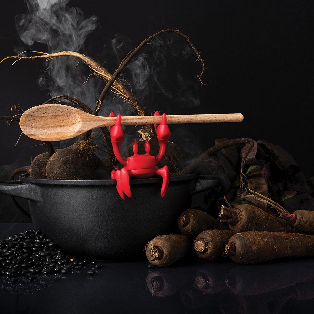 OTOTO|炙燒螃蟹-湯勺架