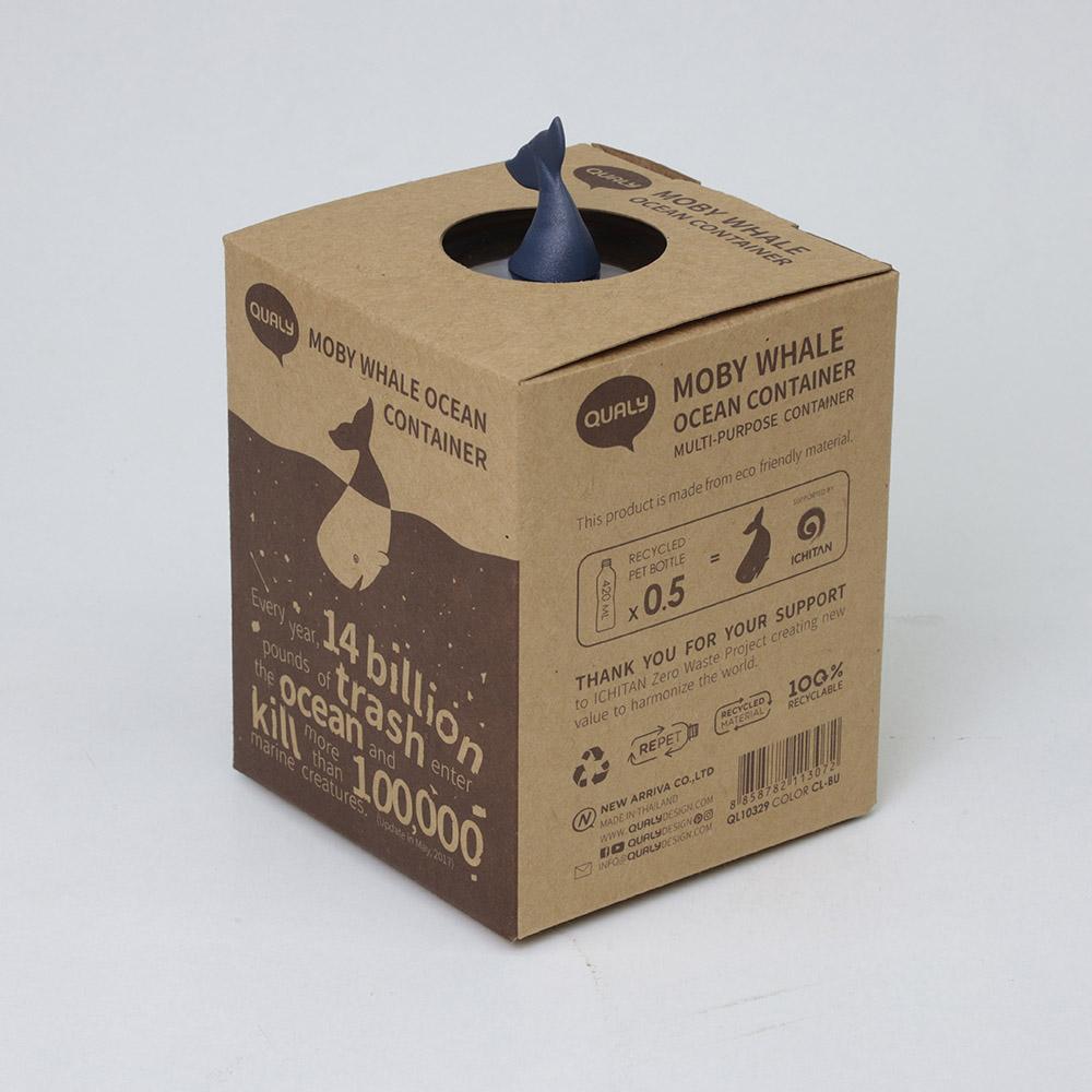 QUALY|小鯨魚收納罐