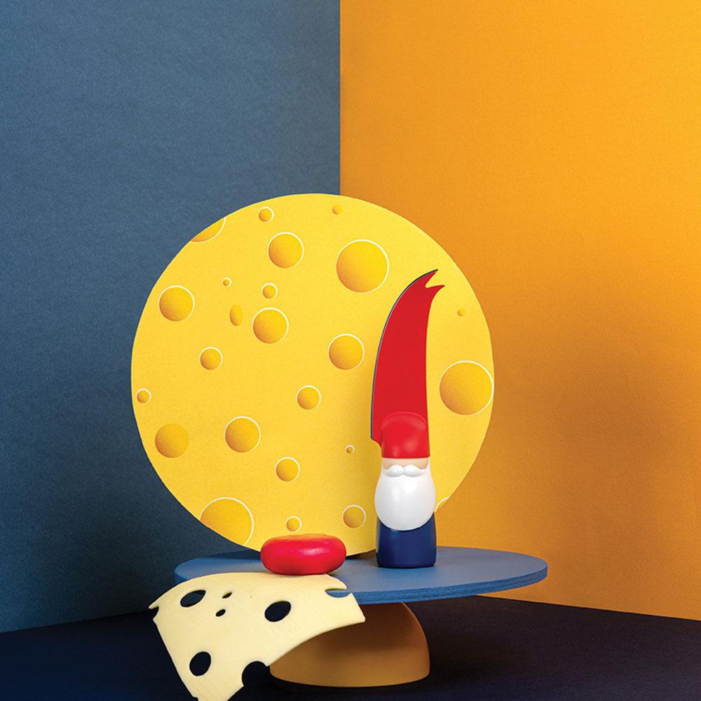 OTOTO|伯特-奶油起士刀