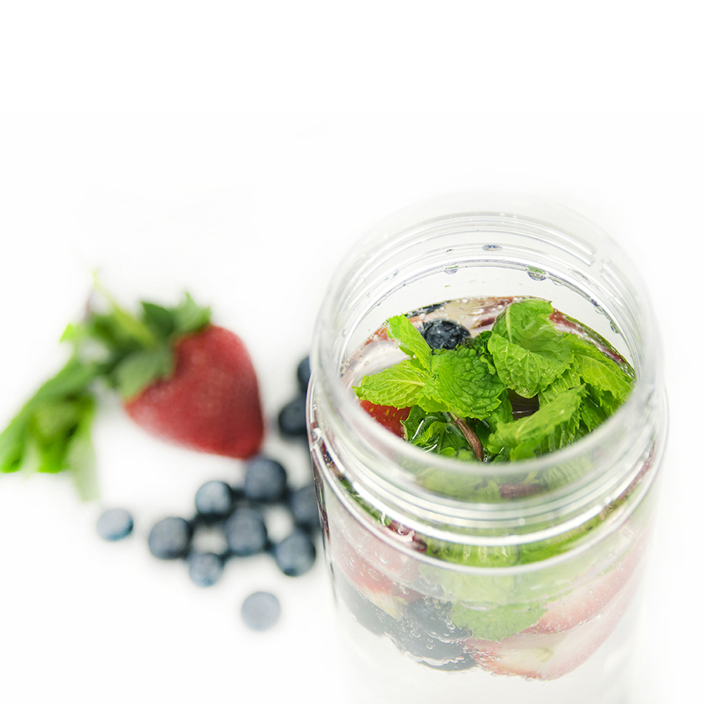 mugthing|鮮果串-健康鮮飲瓶(黃)