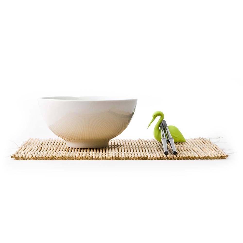 QUALY 鶴大師功夫筷(綠)
