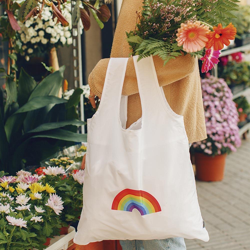 DOIY|環保購物袋(彩虹)