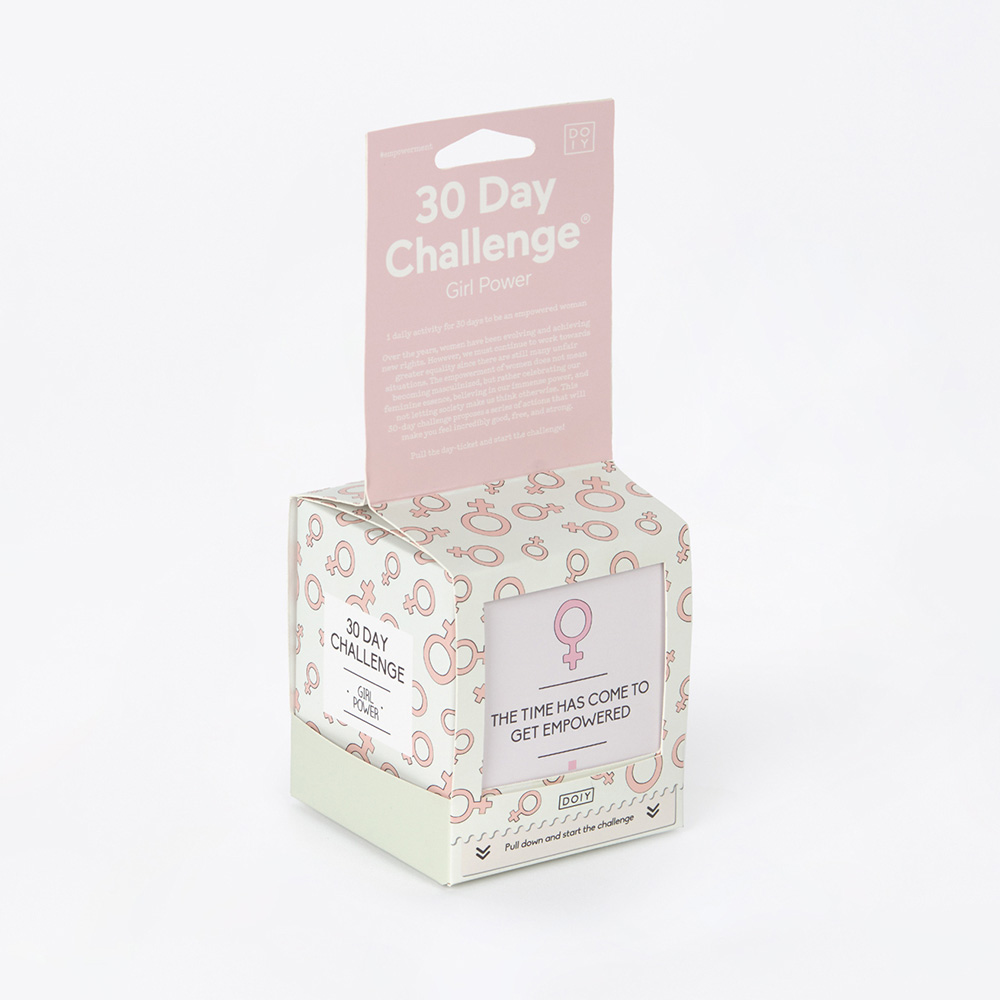 DOIY|女權三十天