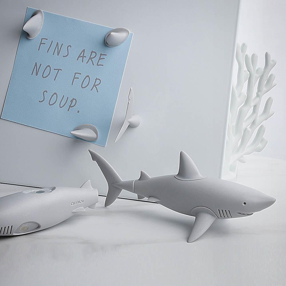 QUALY|鯊魚磁鐵