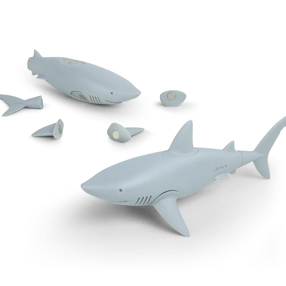 QUALY 鯊魚磁鐵