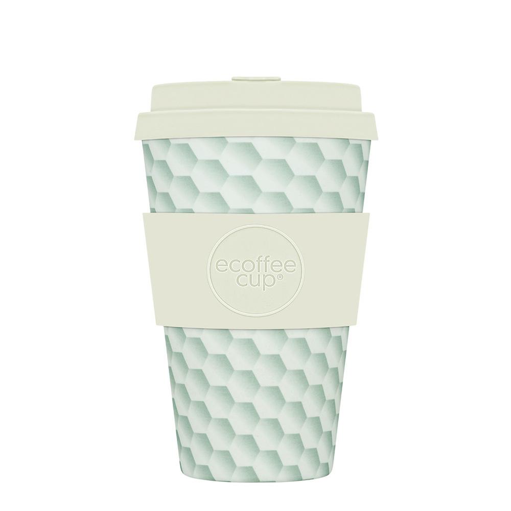 Ecoffee Cup 環保隨行杯14oz-六角蜂巢