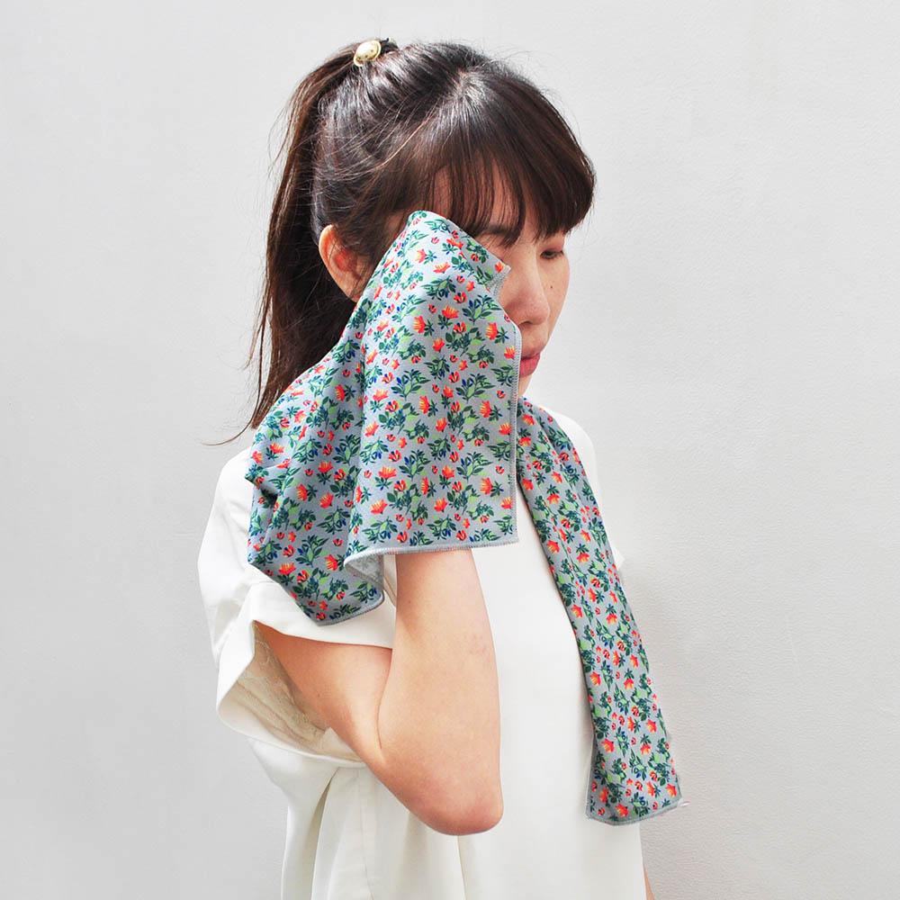 Génial|涼感巾(涼夏花園)