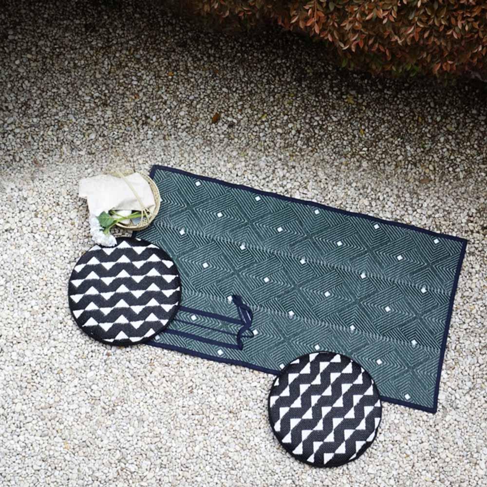 PDM|編織野餐墊S(星茫綠)