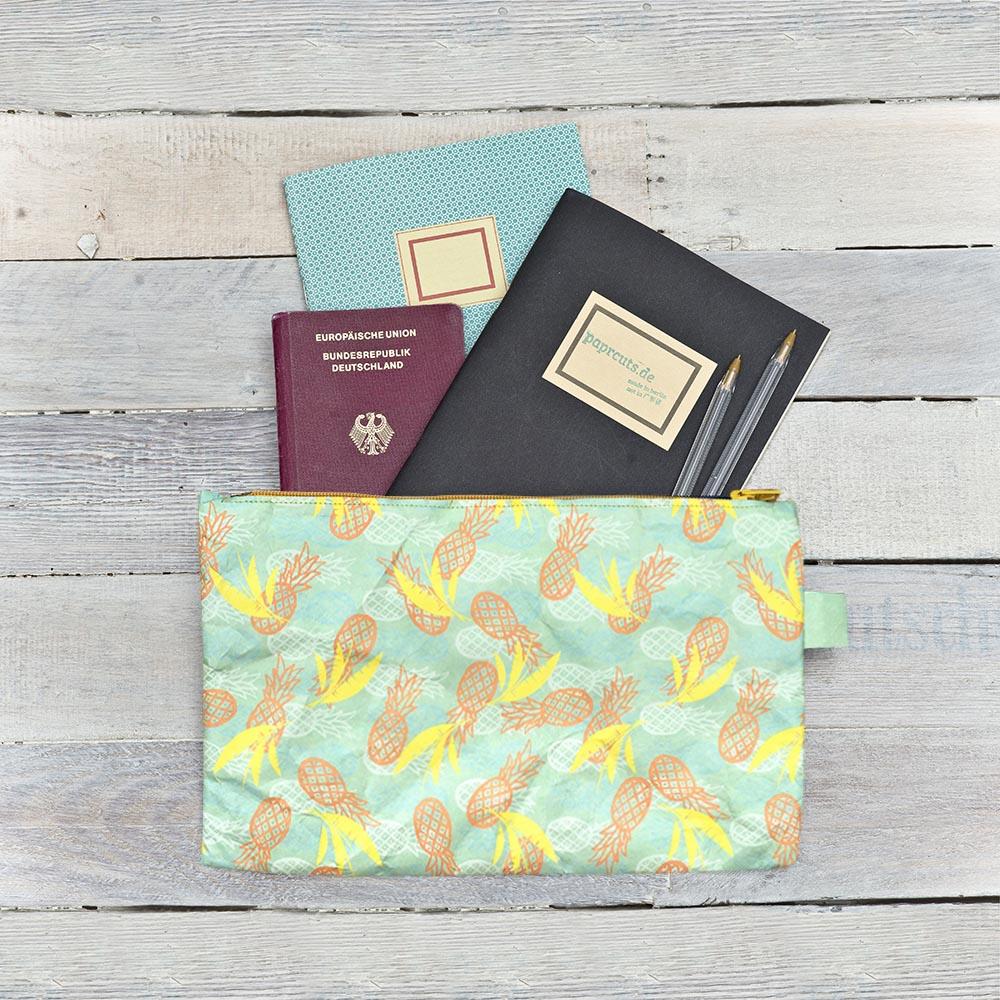 paprcuts 文件袋(南洋鳳梨)