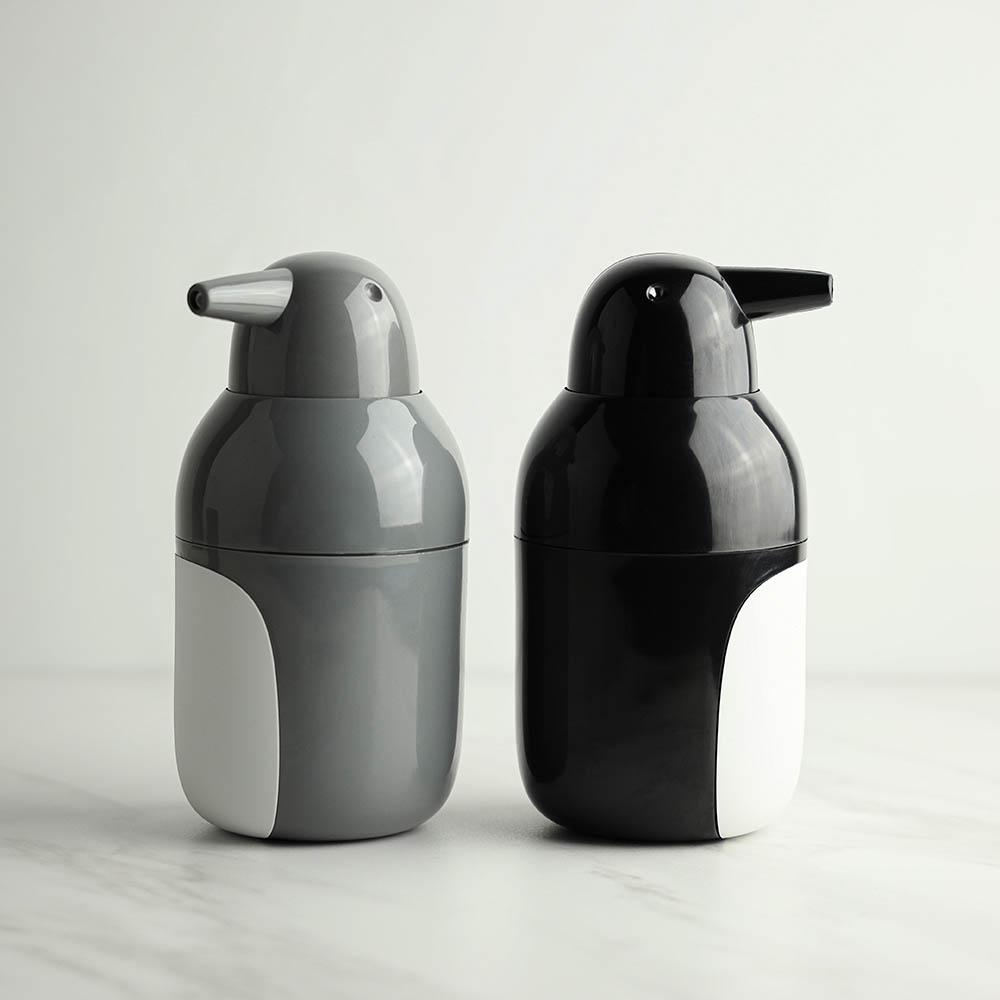 QUALY|冰原企鵝-皂液罐