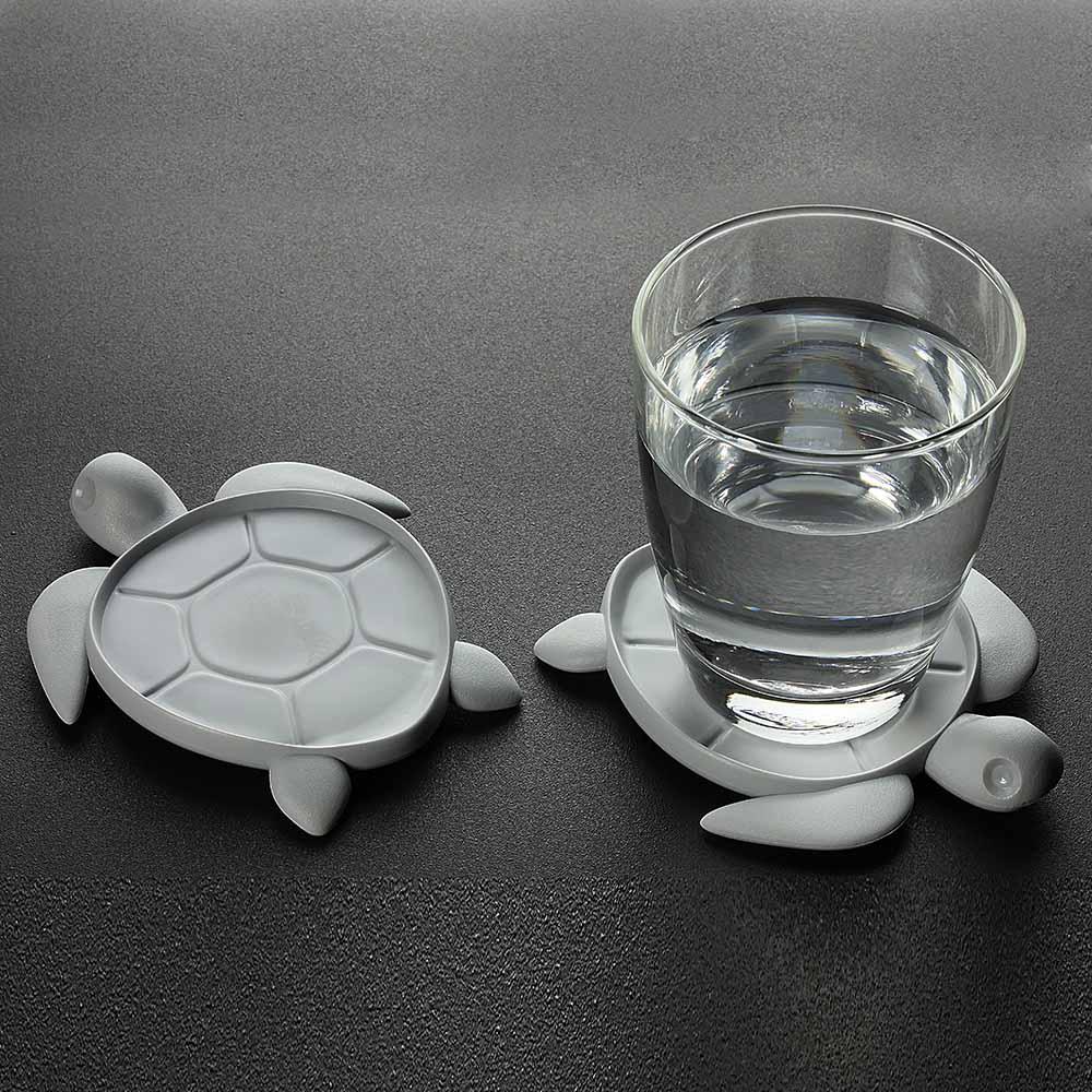QUALY 拯救海龜-杯墊