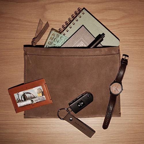 labrador|A5麂皮文件袋