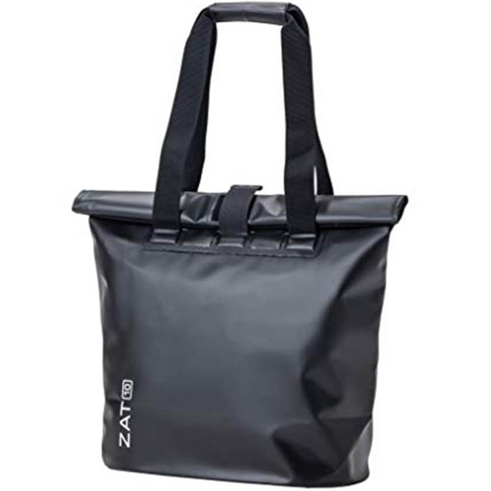 ZAT|防水側背包10L(黑)