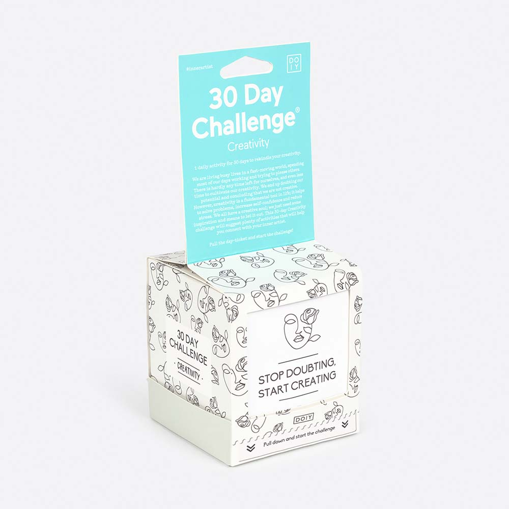 DOIY|創造力三十天