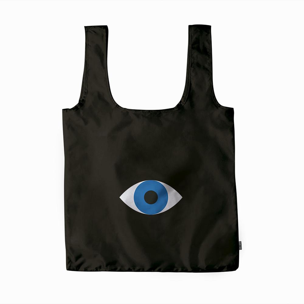 DOIY|環保購物袋(眼睛)