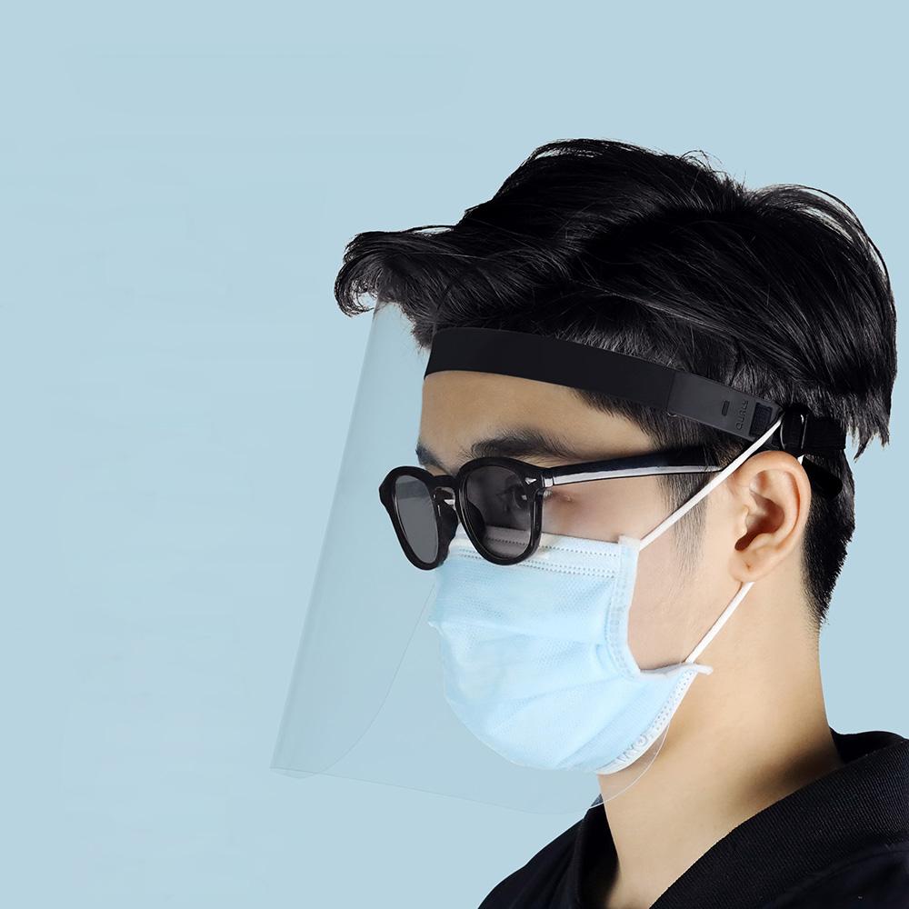 QUALY 防疫面罩 黑 (三入組)