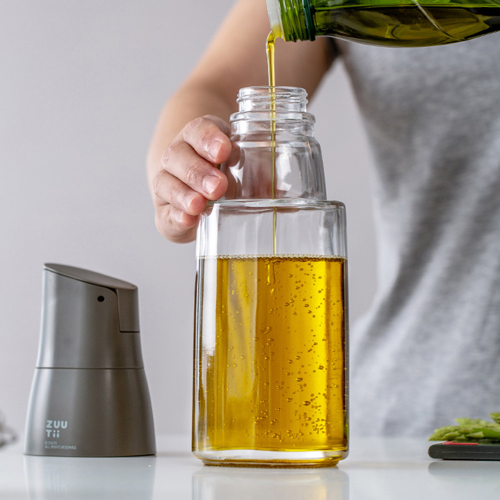ZUUTii|自動開蓋油醋瓶(兩入組)
