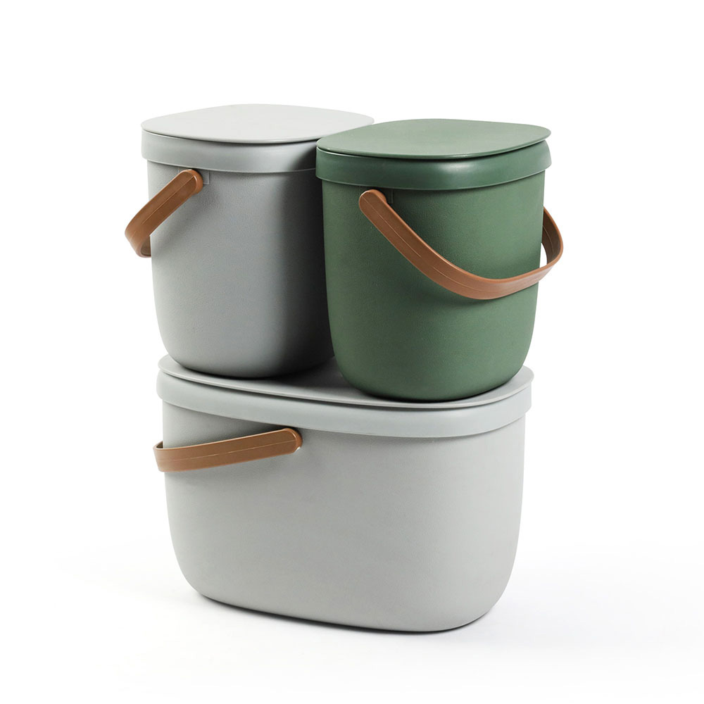 QUALY 食物回收桶7L