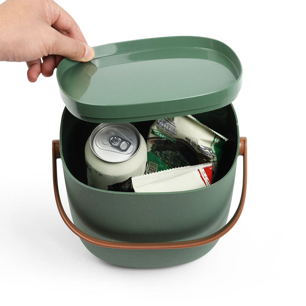 QUALY 手提式置物箱3.5L