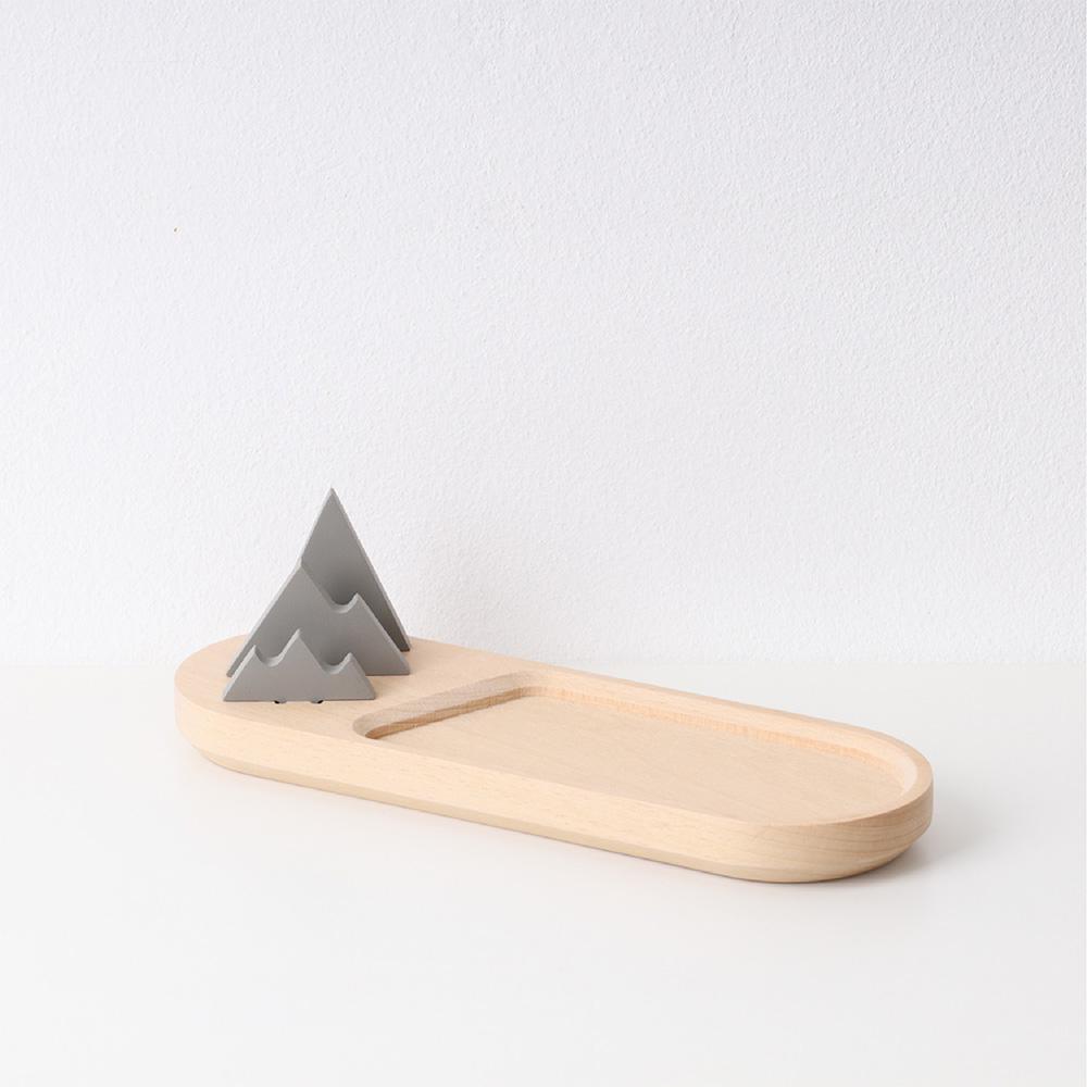 Pana Objects 群山置物盤