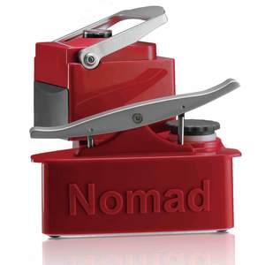 NOMAD|ESPRESSO MACHINE(紅) + 專屬木柄填壓器 限量組