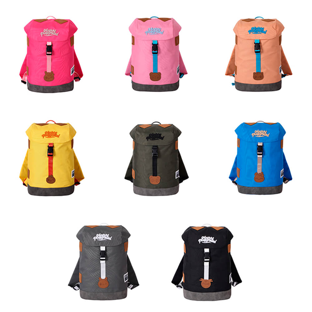 Happiplayground|Backpack 兒童防水後背包