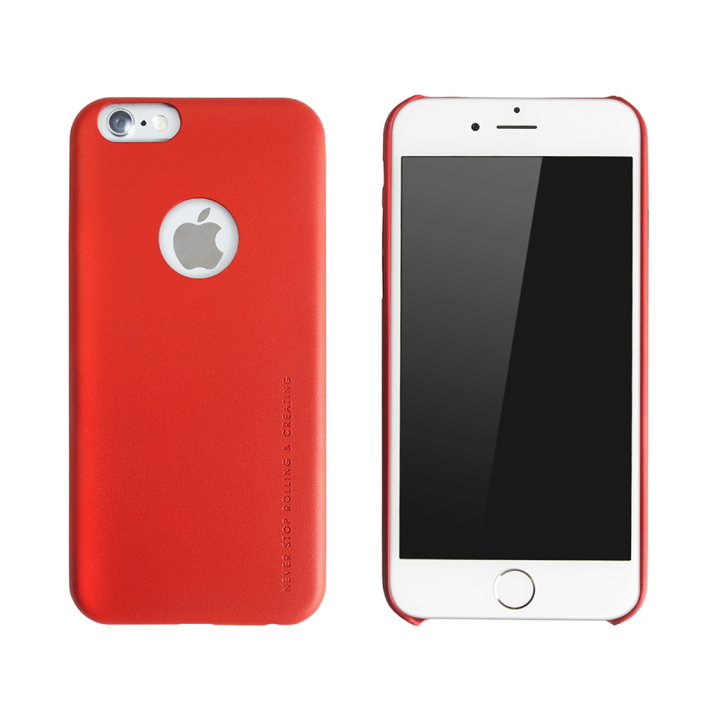 Rolling Ave.|Ultra Slim  Leather case iPhone 6S plus / 6 plus 經典風 手感皮質護套