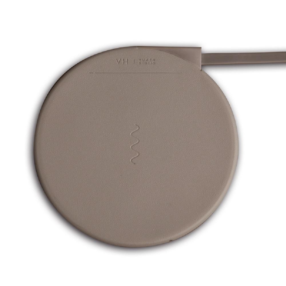 VH|Gi 及 無線充電盤(快充版) - 淺灰色