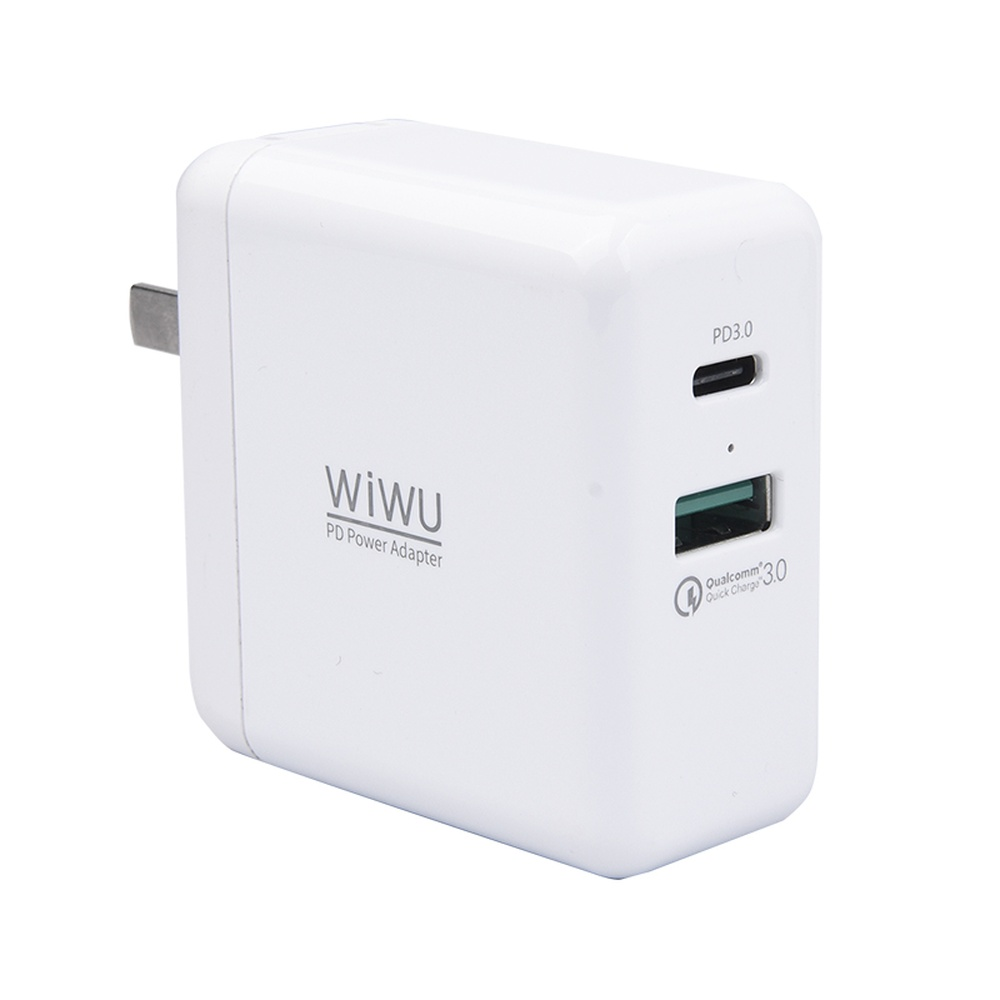 WiWU | QC08 PD Power旅行充電器(快充)